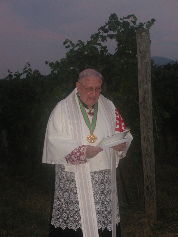 Padre of the Vines